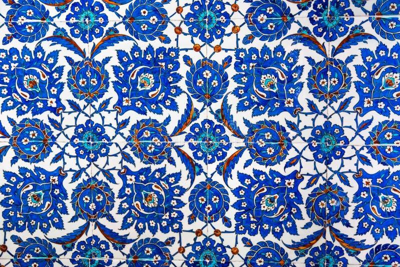Geometric Ottoman Pattern stock photography