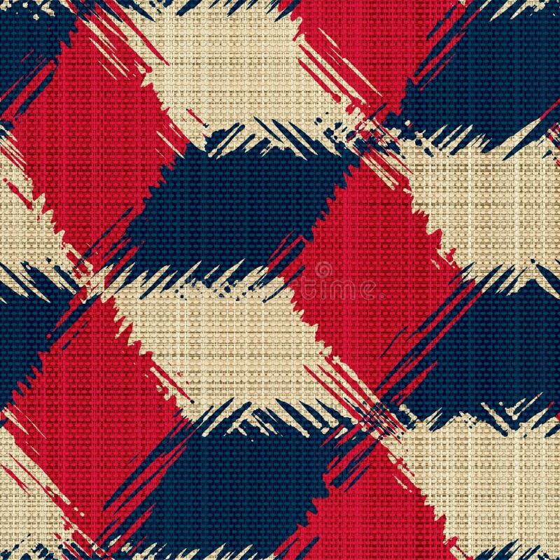 Geometric pattern stock illustration