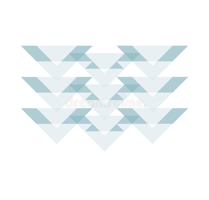 Geometric Pattern For Interior Design Stock Illustration ...