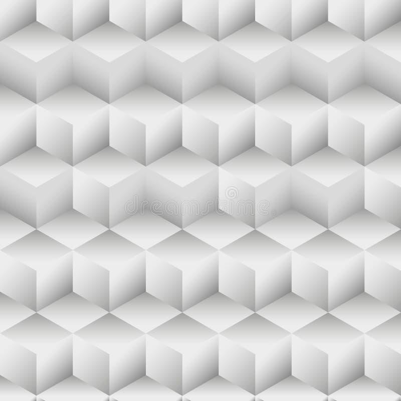Geometric pattern, seamless white texture. Web background. Vector illustration vector illustration