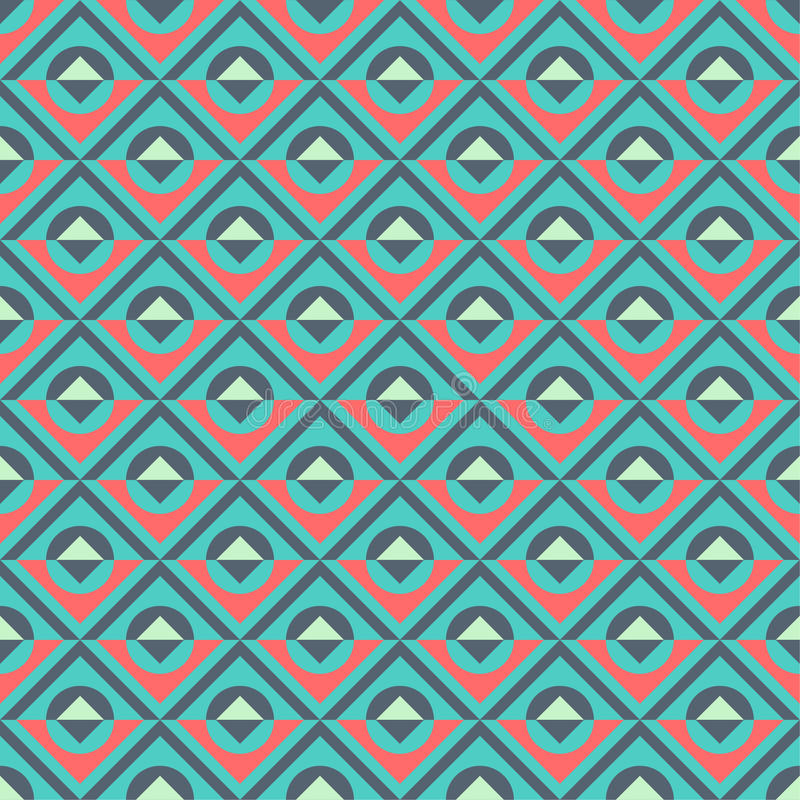 Geometric patterns vector illustration