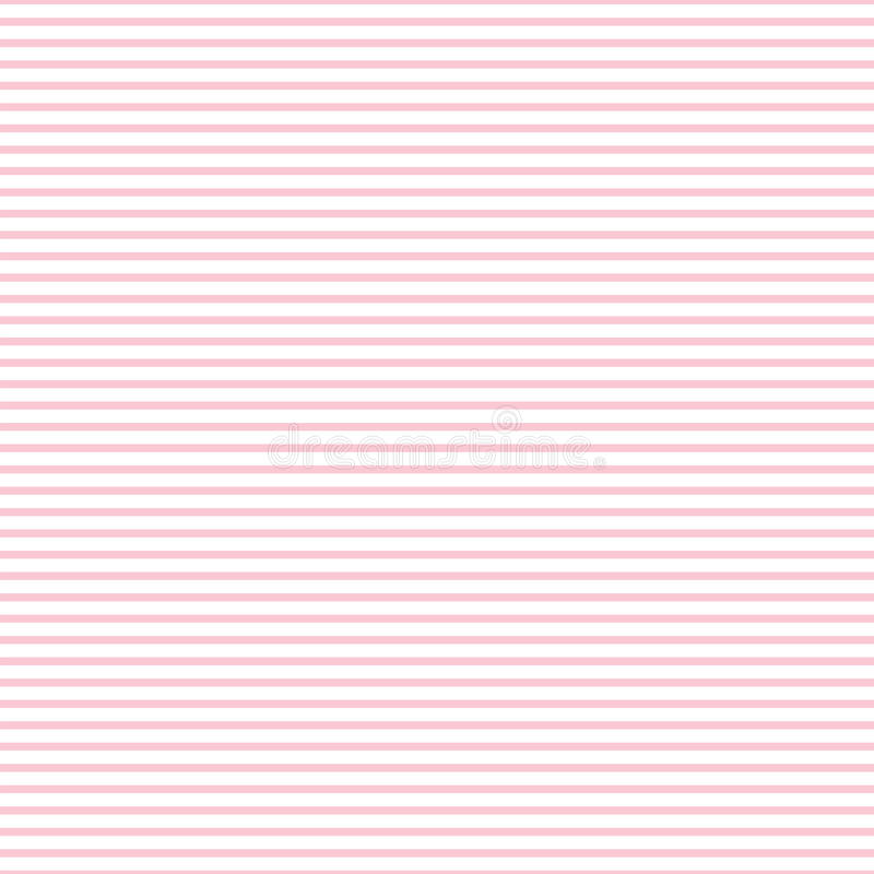 Geometric pink seamless pattern with stripes. Wrapping paper. Scrapbook paper. Tiling. Vector illustration. Background. Graphic texture for design, wallpaper royalty free illustration