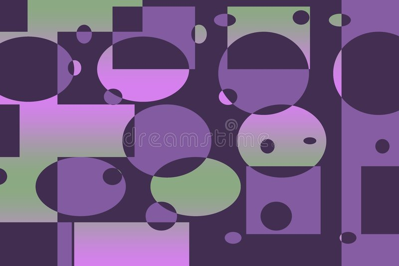 Download Geometric Retro Mod stock illustration. Image of colour - 5215398