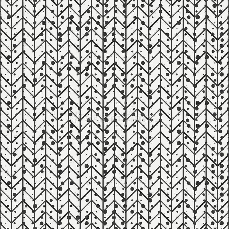 Geometric seamless abstract chevron zigzag stripes pattern. Vintage hipster striped. Wrapping paper. Scrapbook. Vector vector illustration