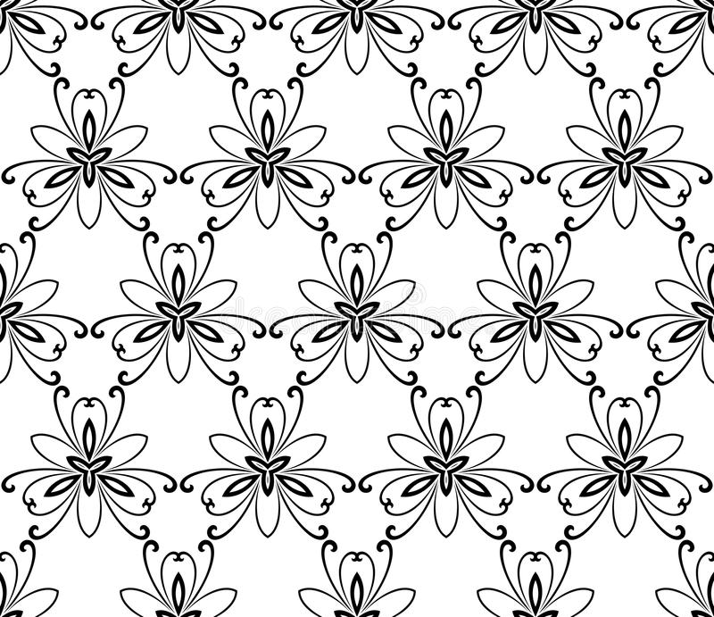 Download Geometric Seamless Pattern. Abstract Background Stock Vector - Illustration: 43229884