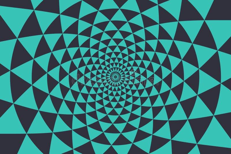 Geometric seamless pattern background.flowers concept . Illustration design stock photos