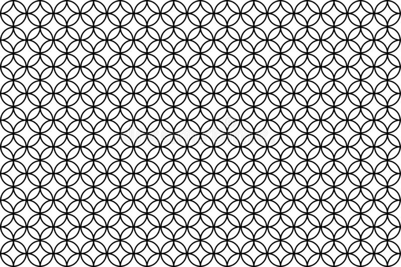Geometric seamless pattern background. Illustration design . Concept style. Fabric, dress, repeat, clothing, wallpaper, art, mosaic, backdrop, graphic, blanket vector illustration