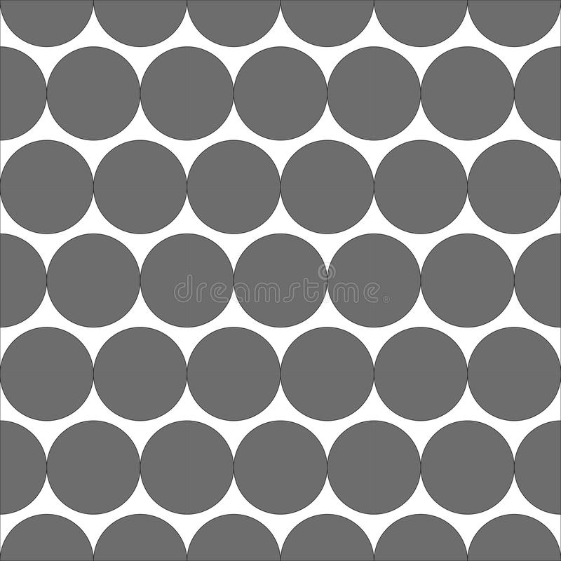 Geometric Seamless Pattern background vector.Decorating and geometry wallpaper stock image