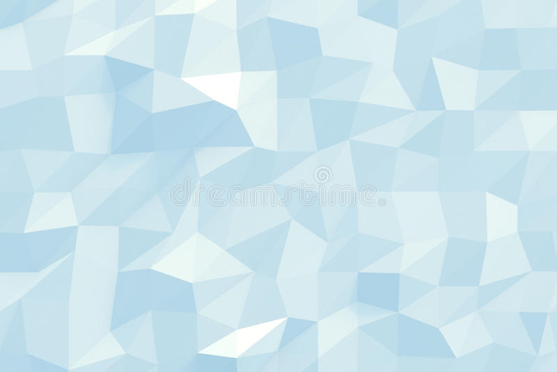 Geometric shape background stock photography