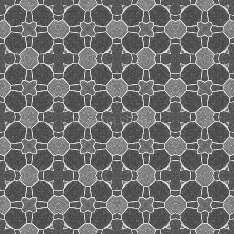 Stone Seamless Pattern Stock Photography
