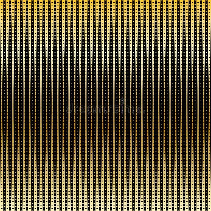 Geometric, stylish, halftone gold background. illustration. Geometric, stylish retro halftone gold background vector illustration vector illustration
