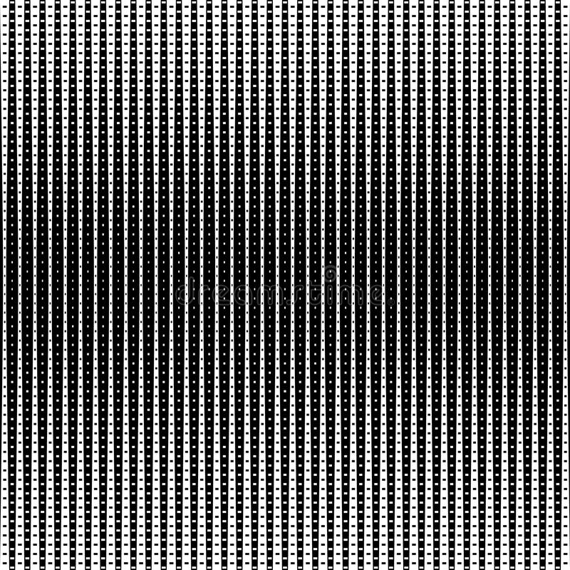 Geometric, technogenic, retro halftone background. illustration. Geometric, stylish, technogenic retro halftone background vector illustration royalty free illustration