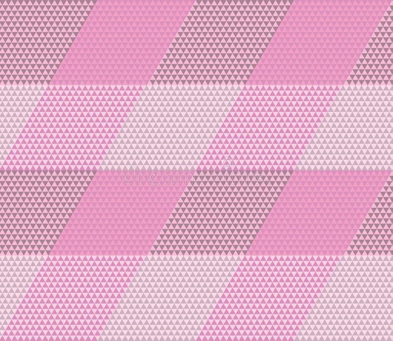 Geometric Triangular Texture royalty free stock photography