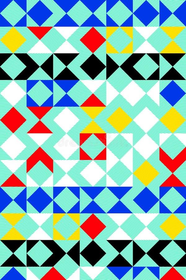 Geometric XVI - abstract geometric design stock photos