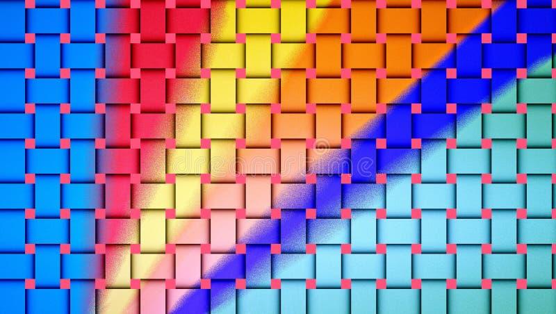 Geometrical linie, kąty, okręgi, barwili i czarno biały rysunki, tupoczą ns, obrazki dla ilustracj i tło, ilustracja wektor