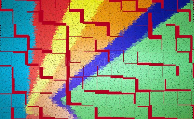 Geometrical linie, kąty, okręgi, barwili i czarno biały rysunki, tupoczą ns, obrazki dla ilustracj i tło, royalty ilustracja