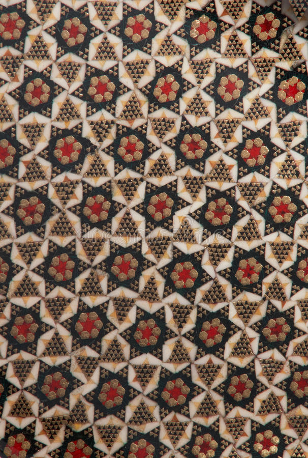 Download Geometrical Structure Of Khatam. Stock Photography - Image: 13373422