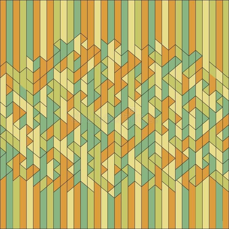 Download Geometrico Astratto Mosaico Vettore Illustrazione Vettoriale - Illustrazione di decorativo, stampa: 56885970