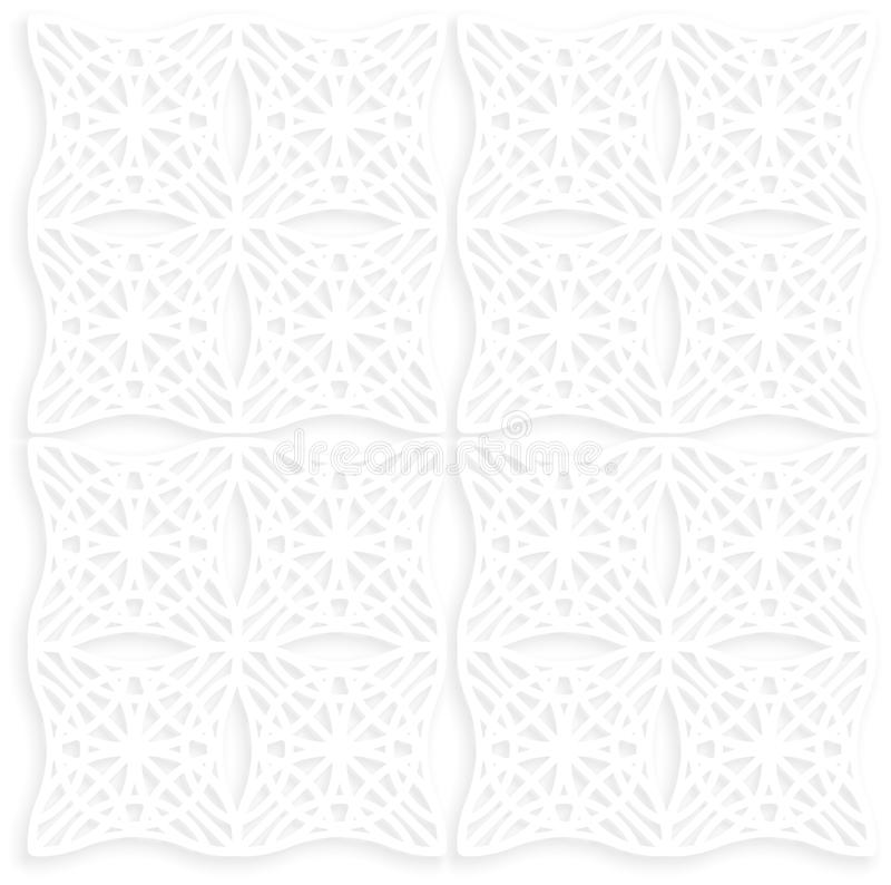 Geometrico Mod5 royalty free stock image
