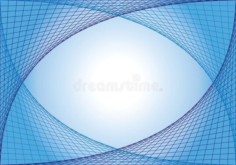 geometrics royaltyfri illustrationer