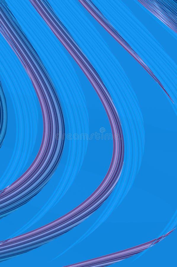 Geometrinåd - i azurer. vektor illustrationer