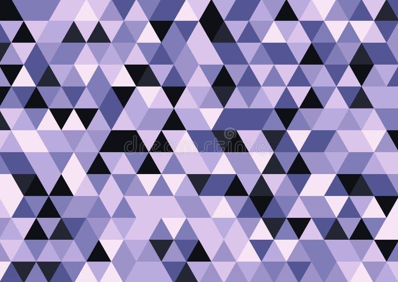 Geometrisch abstract ontwerp vector illustratie