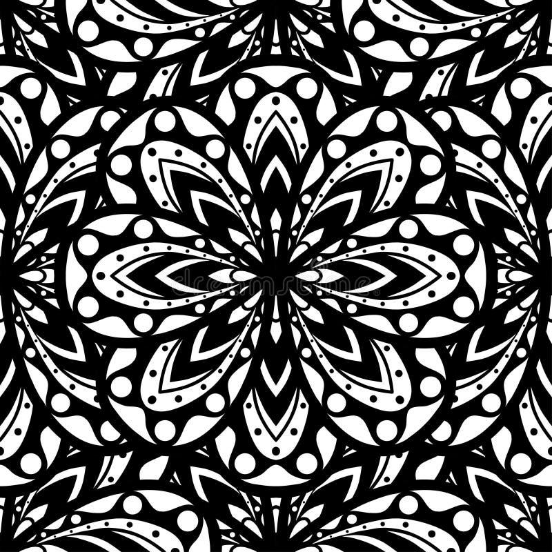 Geometrisch patroon vector illustratie