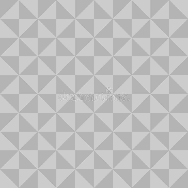 Geometrisch vierkant naadloos patroon Manier grafisch ontwerp Vector illustratie Basisillustratie voor advertenties! plaats een b royalty-vrije illustratie