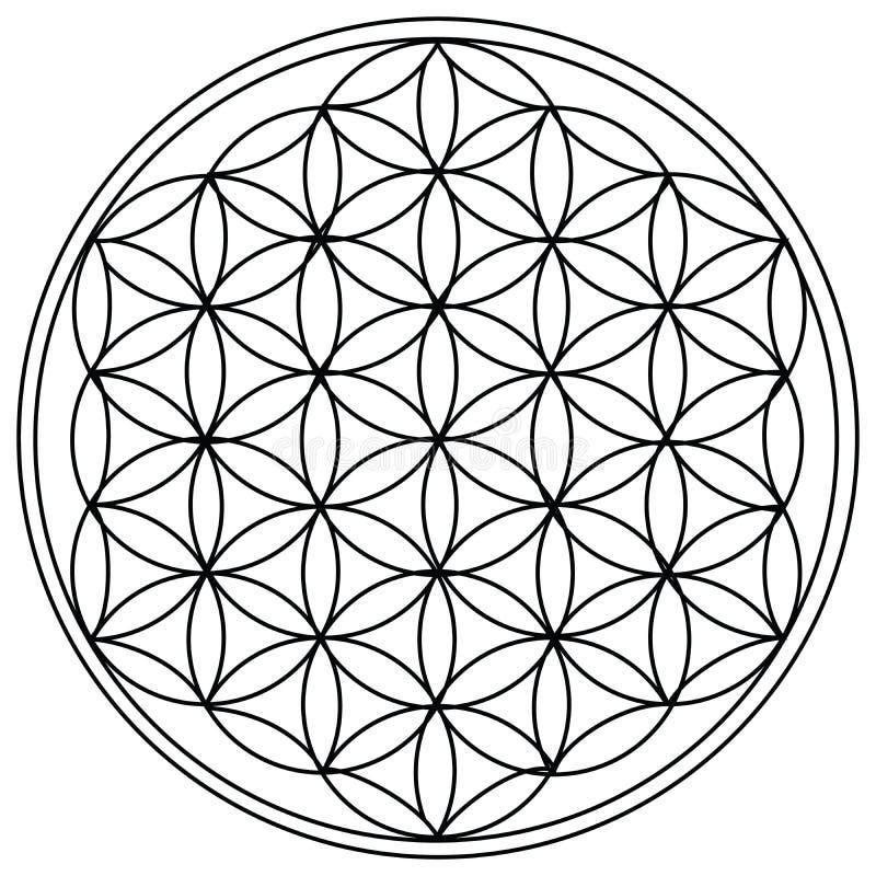 Geometrische Abbildung lizenzfreie abbildung