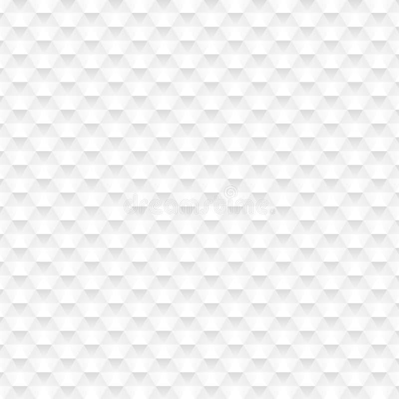 Geometrische abstracte achtergrond Bijenkorfpatroon stock illustratie