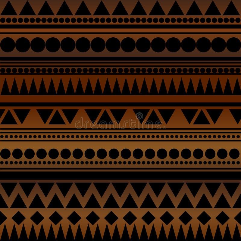 Geometrische achtergrondregenboogkleur Vector illustratie royalty-vrije illustratie