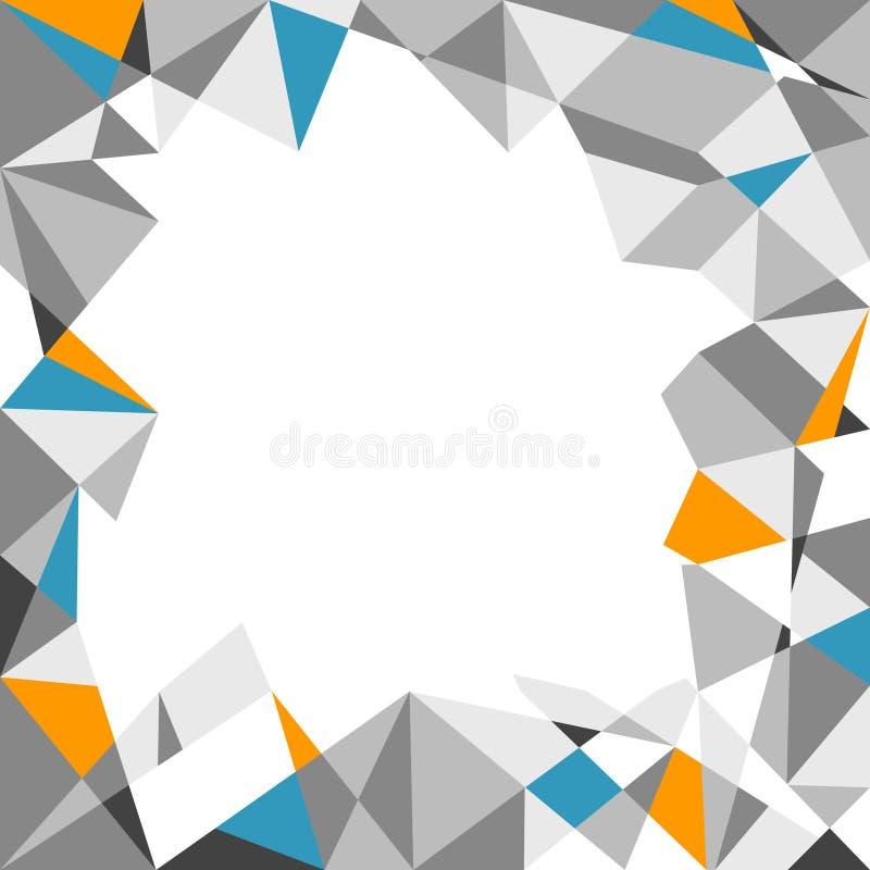Geometrische Banner vector illustratie