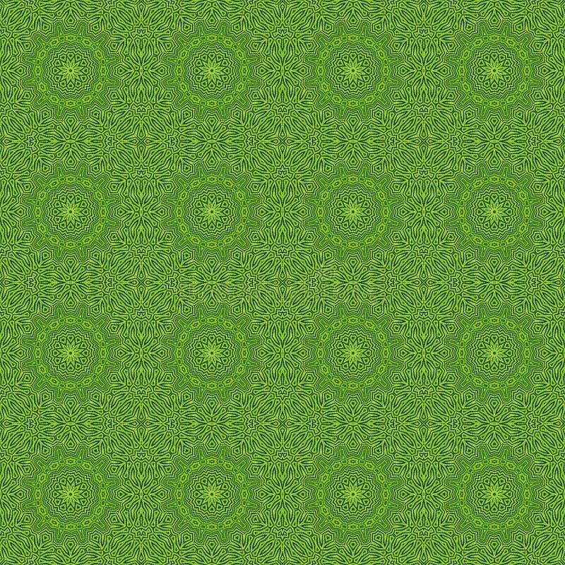 Geometrische de textuursamenvatting van de patroontegel Modern ontwerp stock illustratie