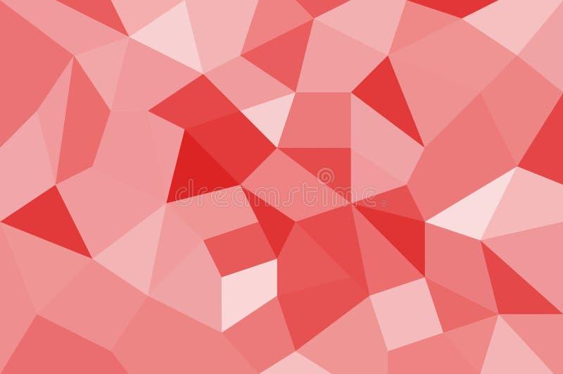 Geometrische Hintergrundbeschaffenheit der Himmellicht-Zusammenfassung stock abbildung