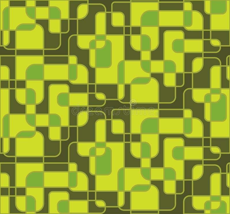 Geometrische Tapete lizenzfreie abbildung