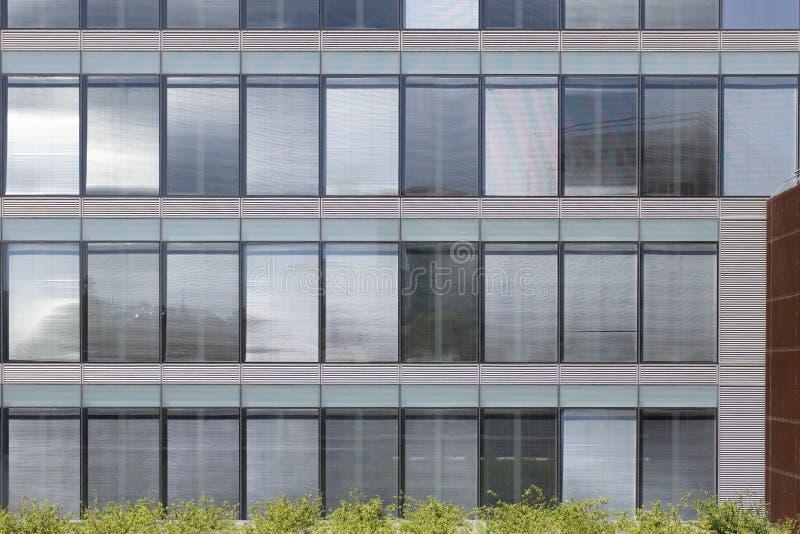 Geometrische vensterstextuur stock afbeelding