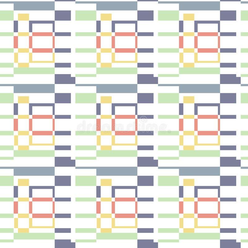 Download Geometrischer Hintergrund vektor abbildung. Illustration von kunst - 90235486