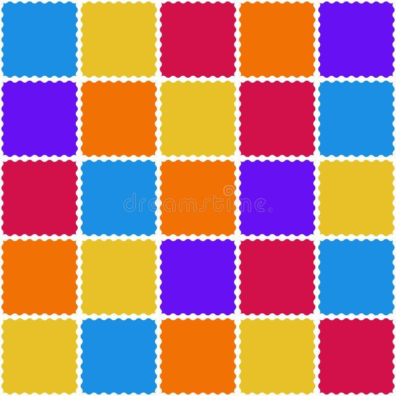 Download Geometrischer Hintergrund vektor abbildung. Illustration von beschaffenheit - 90235492