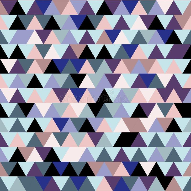 Geometrisches Muster von Rauten lizenzfreie abbildung