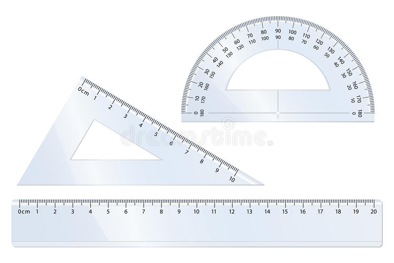 geometriset stock illustrationer
