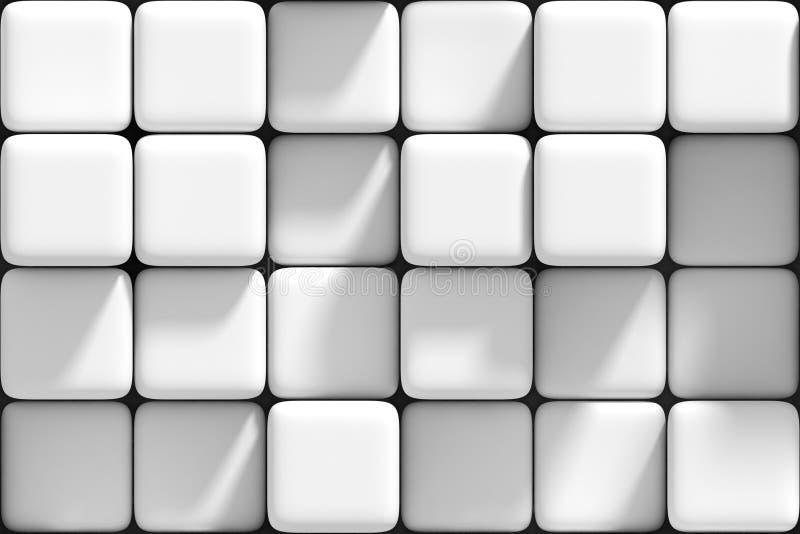 geometrisk abstrakt bakgrund vektor illustrationer