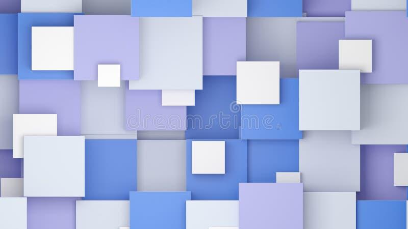 geometrisk bakgrund vektor illustrationer