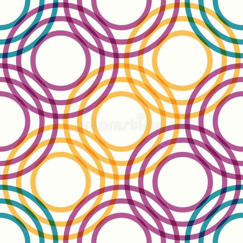 geometrisk modell vektor illustrationer