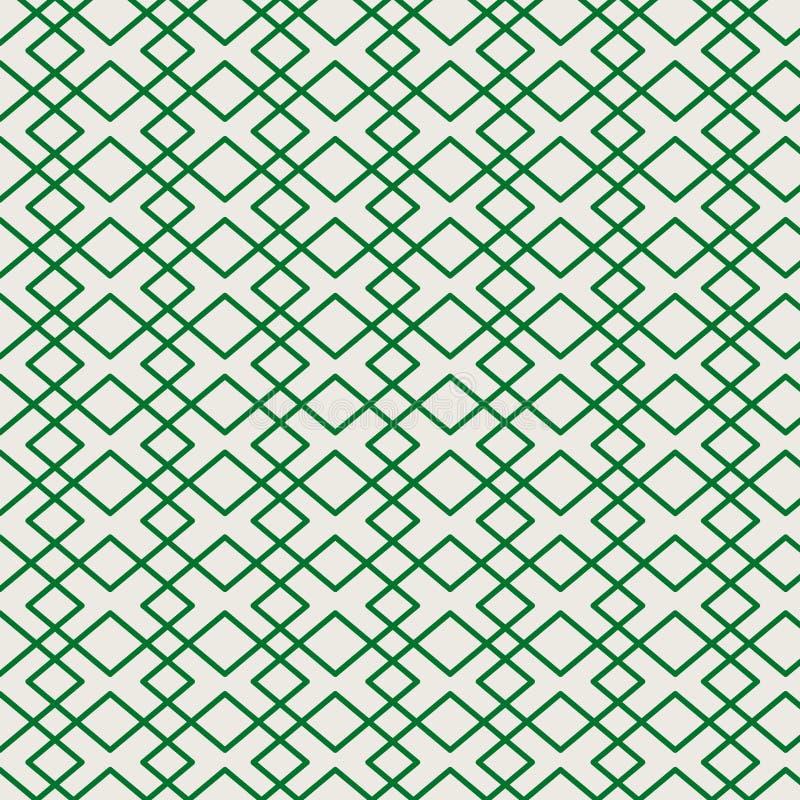 Geometrisk textur med abstrakt designbakgrund stock illustrationer