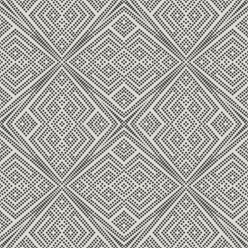 Geometrisk texturerad bakgrund för abstrakta beståndsdelar royaltyfri illustrationer