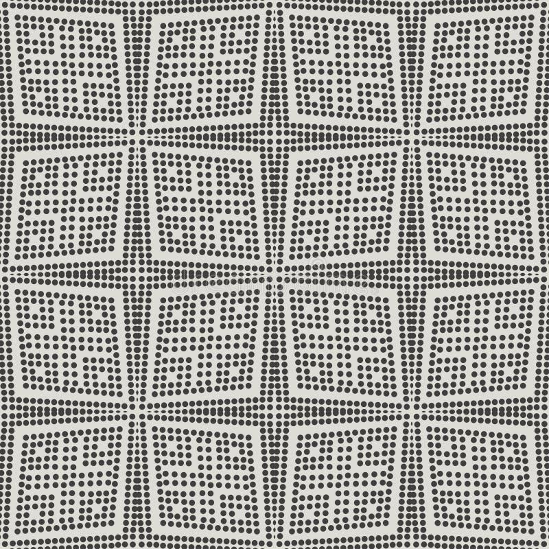 Geometrisk texturerad bakgrund för abstrakta beståndsdelar vektor illustrationer