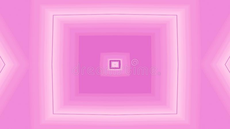 Geometriska former och linjer Abstrakt fyrkantig geometrisk bakgrund stock illustrationer