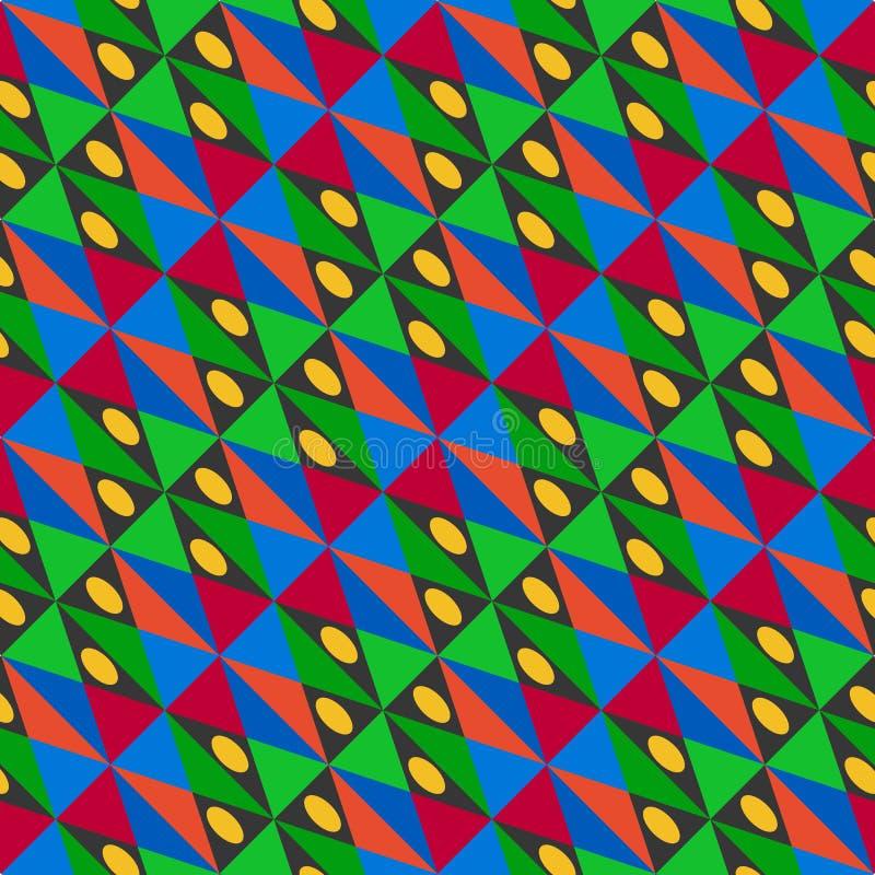 geometriskt vektor illustrationer