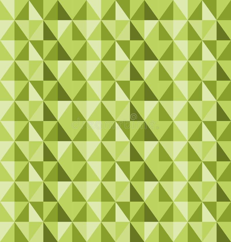 Geometriskt mönstra stock illustrationer