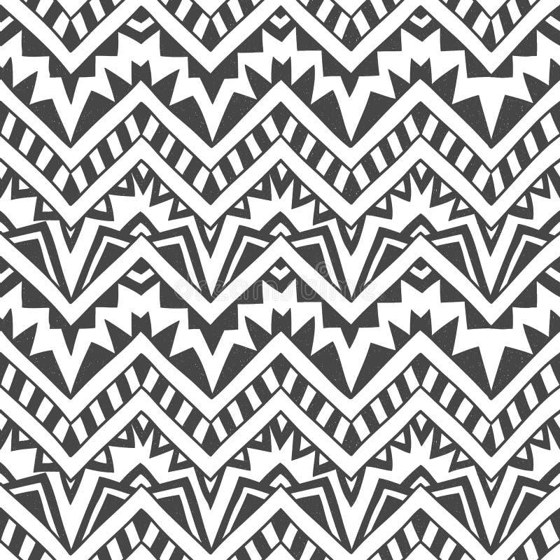 geometriskt seamless för bakgrund royaltyfri illustrationer
